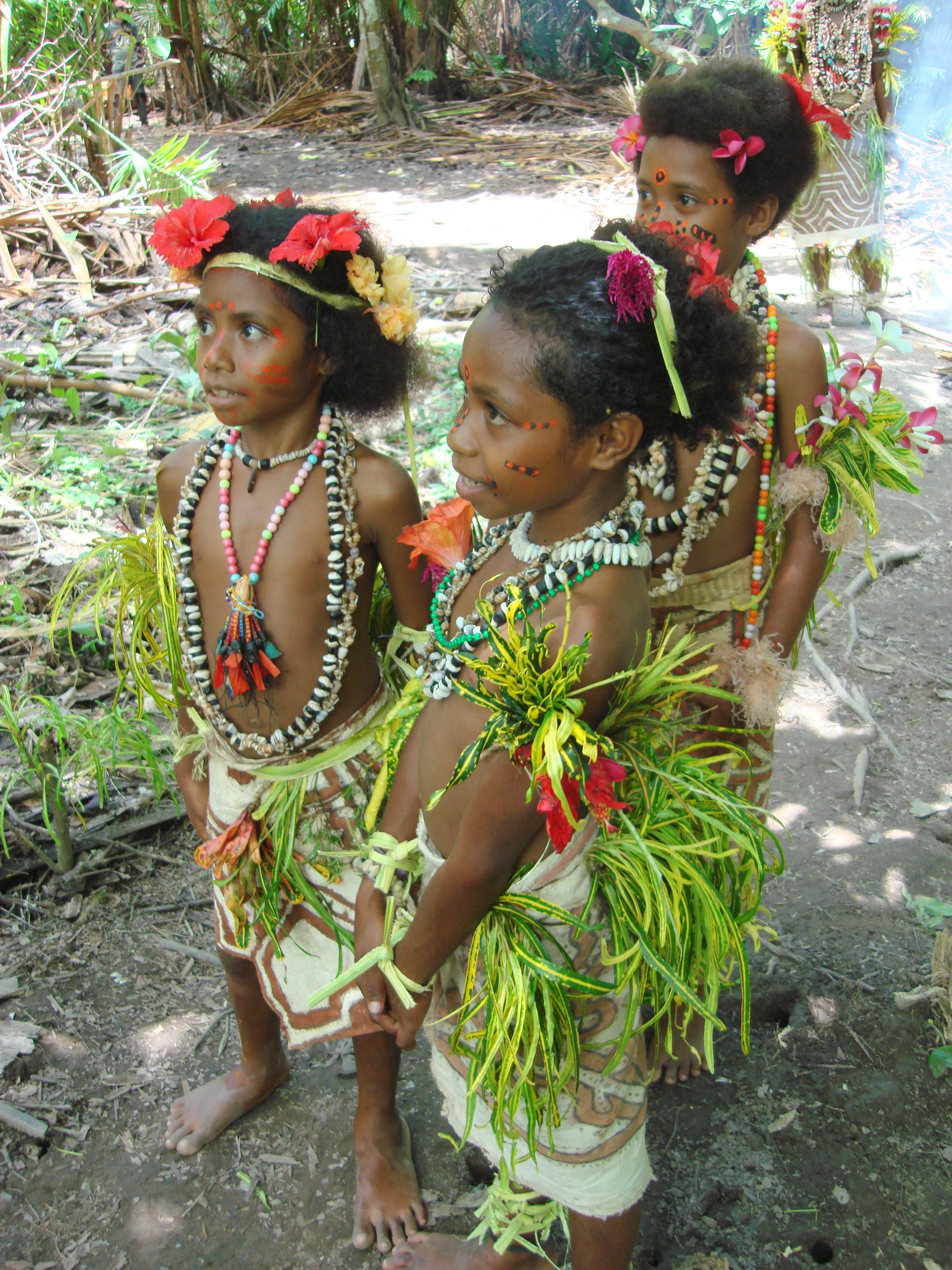 Naked girls papua new guinea, girl sex beads