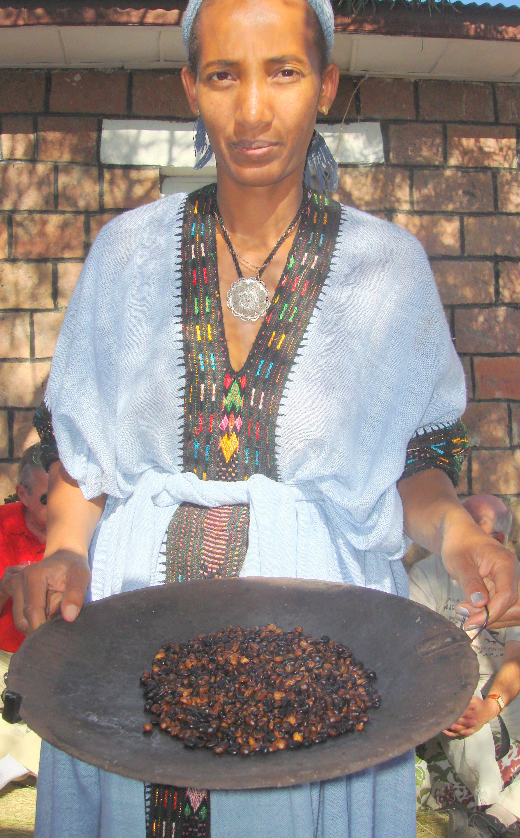 Ethiopian Coffee Ceremony Carolyn S Travel Stories
