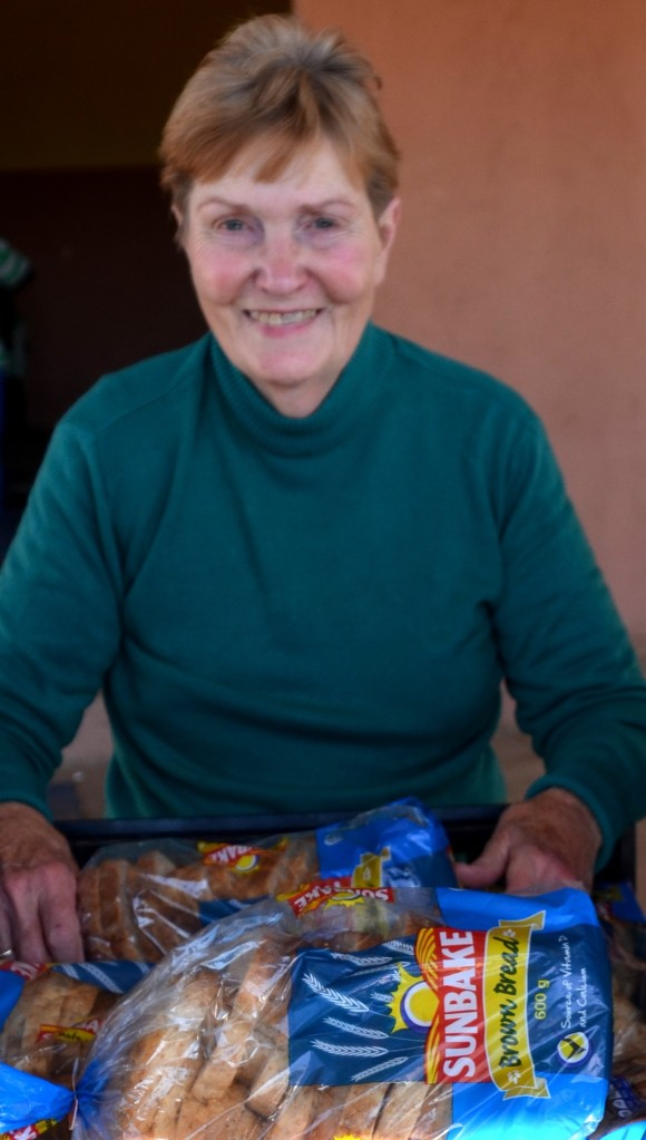 Marilyn Cook Missionary in South Africa