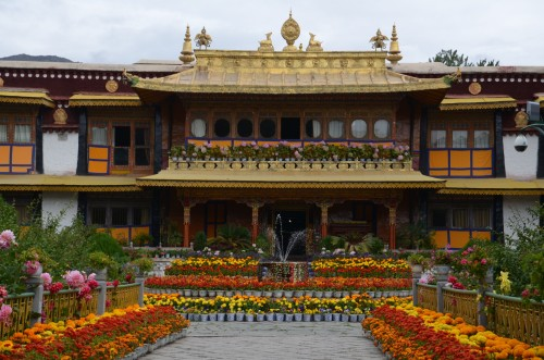 UNESCO describes Norbulingka Palace, built in the 18th century, as a masterpiece of Tibetan art. And it truly is magnificent.